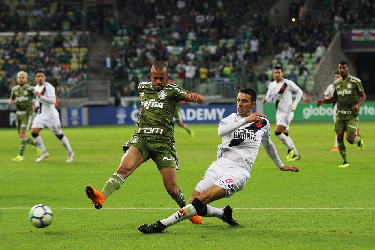 Vasco perde para o Palmeiras pelo Campeonato Brasileiro - TC Online 0ede06a17902e