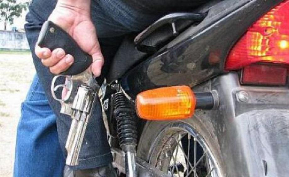 Resultado de imagem para assalto a moto