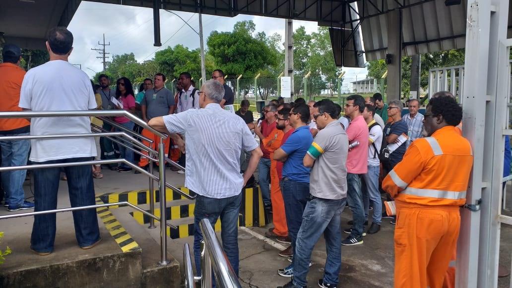 Resultado de imagem para Sindipetro se nega assinar acordo do TST e avisa que Petrobras vai parar